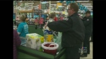 Firefighters have begun packing groceries and raising money as they kick off their Firefighters Basket Fund campaign.