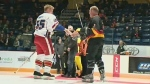 CTV Kitchener: Fire fighters take on ex-NHLers