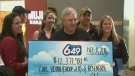lotto winners, OLG
