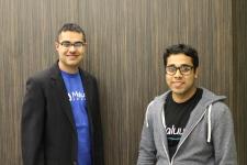 Maluuba founders