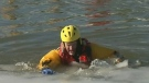 CTV Barrie: Ice rescue training