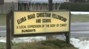 Elora Road Christian Fellowship and School