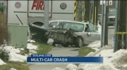 CTV Kitchener: Crash on Belmont Avenaue