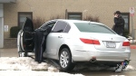 CTV Kitchener: Car drives into hospital
