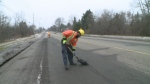CTV Kitchener: When will potholes be filled?