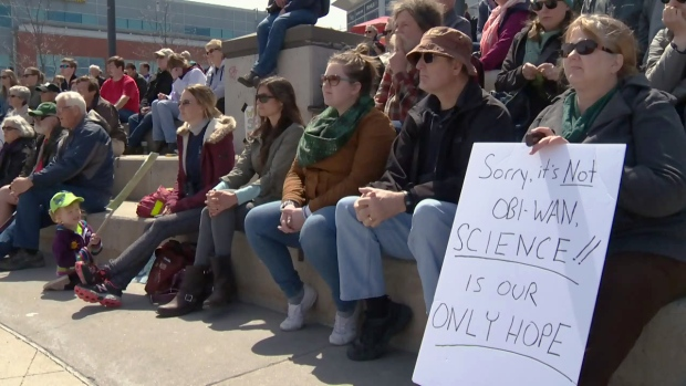 Waterloo March for Science