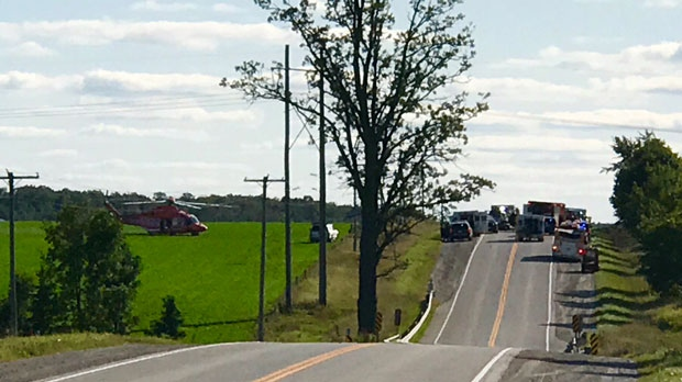 OPP seek witnesses in fatal Saturday afternoon head-on collision