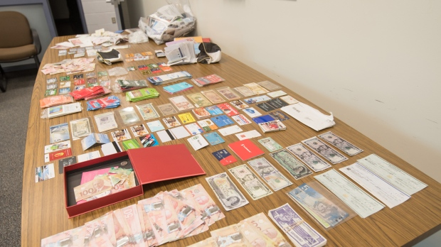 Id lab busted in waterloo police suspect hundreds of victims ctv a 30 year old man and a 23 year old woman both from waterloo are facing charges including breaking and entering possession of stolen property forgery spiritdancerdesigns Gallery