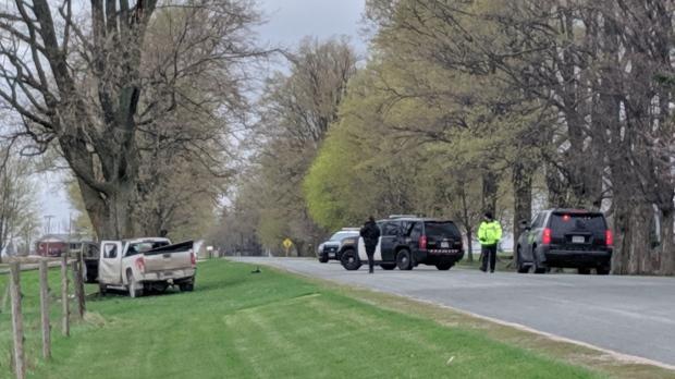 Driver killed in crash near Listowel | CTV News Kitchener