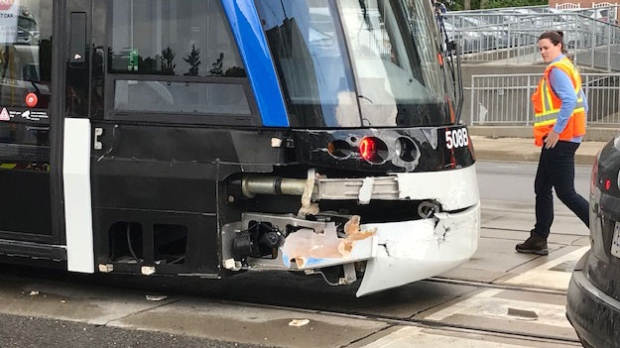 LRT crash