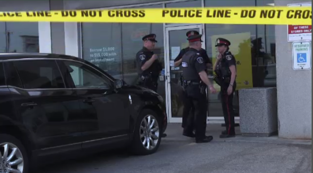 kitchener plaza shooting fairway wilson