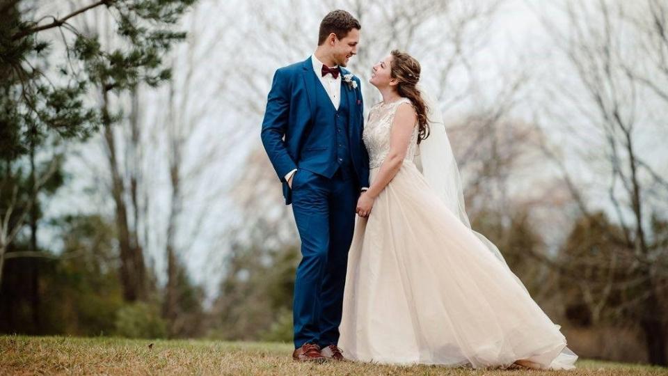stratford baru menikah tahun baru Janessa Daniel Gras