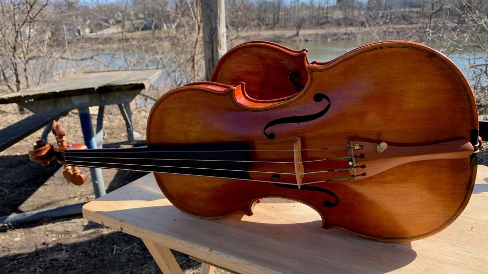 Taylor Lethbridge cambridge violin tiktok