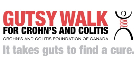 gusty; walk; crohn's