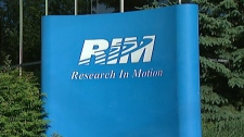 Research in Motion's headquarters are seen in Waterloo, Ont. on Wednesday, May 30, 2012.