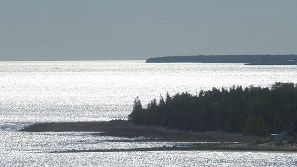 Lake Huron. (AP Photo / John L. Russell)