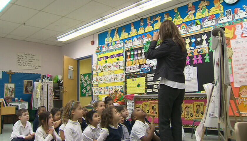 Most schools boards in Ontario will be holding elementary classes as usual Friday after the Ontario Labour Relations Board ruled a planned teacher walkout was illegal.