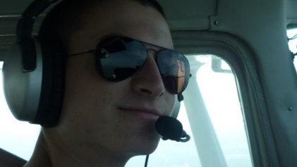 Marko Misic, 20, was among the victims of the plane crash. (Facebook)