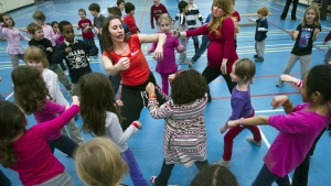 Even a single session of moderate exercise has an acute effect on the ability of children to learn, experts say. (Canadian Press file photo)